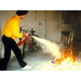 """Fire Extinguishers: On the Spot Know How"" DVD"