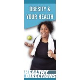 Healthy Directions: Obesity and Your Health Pamphlet