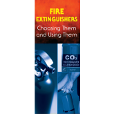 """Fire Extinguishers: Choosing Them and Using Them"" Pamphlet"