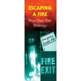 """Escaping a Fire: Plan Your Exit Strategy"" Pamphlet"