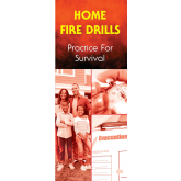 """Home Fire Drills: Practice for Survival"" Pamphlet"