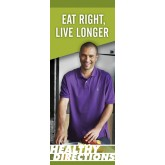 Healthy Directions: Eat Right- Live Longer Pamphlet