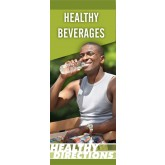 Healthy Directions: Healthy Beverages Pamphlet