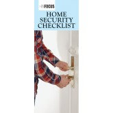 InFocus: Home Security Checklist Pamphlet