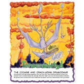 Drugosaurs! Teracracktyl Laminated Poster
