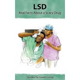 Insight: LSD - Real Facts About a Scary Drug Booklet