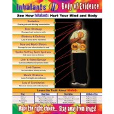 Body of Evidence: Inhalants Laminated Poster