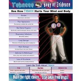 Body of Evidence: Tobacco Laminated Poster
