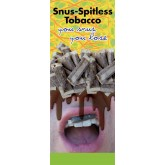 In the Know: Snus-Spitless Tobacco, You Snus, You Lose Pamphlet
