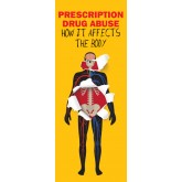 Prescription Drug Abuse: How it Affects the Body Pamphlet