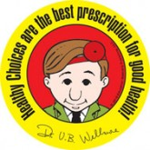 Healthy Choices Sticker