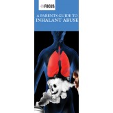 A Parent's Guide to Inhalant Abuse Pamphlet