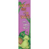 Drugs are for Slugs - Stay Drug Free! Bookmark