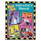 Stretch and the Fire Safe Kids Club Instructor's Manual
