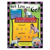 """""""Stretch's-Get Low and Go!"""" Activity Sheet"""
