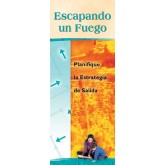 """""""Escaping a Fire: Plan Your Exit Strategy"""" Pamphlet     SPANISH Version"""