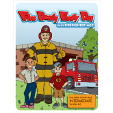"""Fire Ready Every Day with Firefighter Ace"" Activity Book Intermediate"