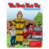 """Fire Ready Every Day with Firefighter Ace"" Activity Book Primary"