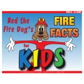 """Red's-Fire Facts for Kids"" Activity Book"