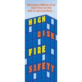 """""""High Rise Fire Safety"""" Pamphlet"""