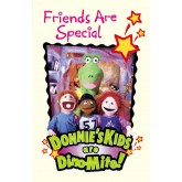 Donnie Dinosaur: Friends Are Special Poster