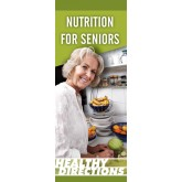 Healthy Directions: Nutrition for Seniors Pamphlet