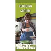 Healthy Directions: Reducing Sodium Intake Pamphlet