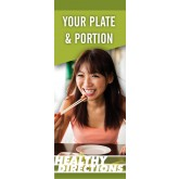 Healthy Directions: Your Plate and Portion Pamphlet