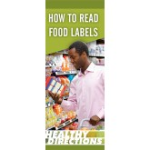 Healthy Directions: How to Read Food Labels Pamphlet