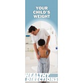 Healthy Directions: Your Child's Weight Pamphlet