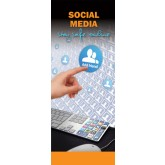 """""""In The Know: Social Media - Stay Safe Online"""" Pamphlet"""