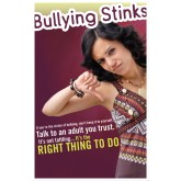 Bullying Stinks Laminated Poster