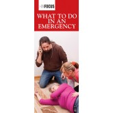 InFocus: What to do in an Emergency Pamphlet