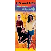 In The Know: HIV and AIDS-Learn More, Save Your Life Pamphlet