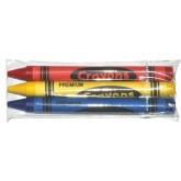 3 Pack of Crayons