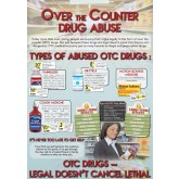 In the Know: Over the Counter Drug Abuse Wall Display