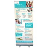 InFocus: Ten Things You Can Do to Keep Your Child Drug Free Presentation Display