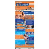 Anabolic Steroids Presentation Display