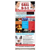 In an Emergency, Call 9-1-1 Presentation Display