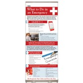 InFocus: What to do in an Emergency Presentation Display
